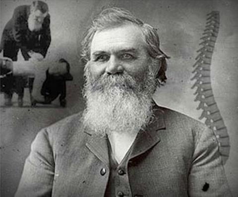 Daneil D Palmer
